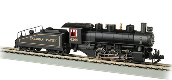 Bachmann 50607 Canadian Pacific 6269 Usra 0-6-0 with Slope Tender