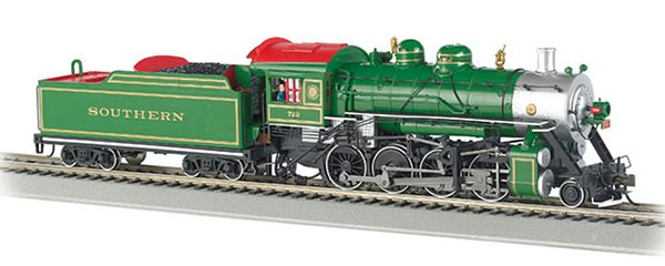 BACHMANN 51314 Baldwin 2 8 0 DCC Consolidated Steam Locomotive