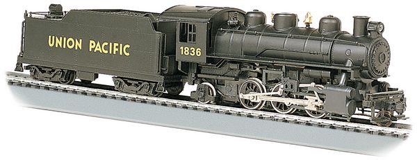 Bachmann 51501 Prairie 2-6-2 with Tend UP No1836 HO