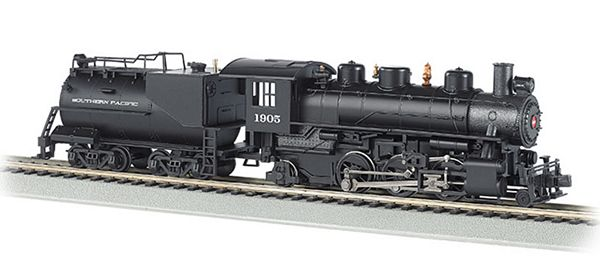 Bachmann 51523 Southern Pacific 1905 2-6-2 Prairie with Vandy Tender
