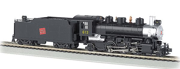 Bachmann 51524 Prairie 2-6-2 with Smoke and Tender CN