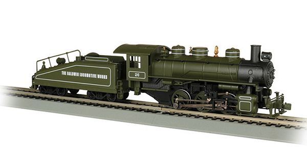 Bachmann 51610 USRA 0-6-0 Steam Locomotive