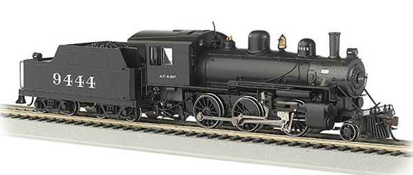 Bachmann 51710 Alco 2-6-0 Mogul Steam Locomotive