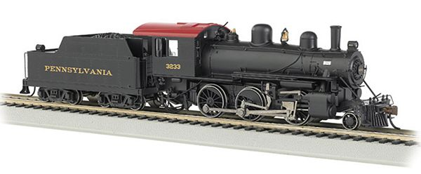 Bachmann 51807 Alco 2-6-0 DCC Sound Value PRR HO