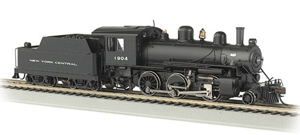 Bachmann 51808 Alco 2-6-0 DCC Sound Value NYC HO