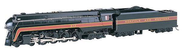 Bachmann 53202 Norfolk and Western 4-8-4 Class J 613 DCC Sound Value