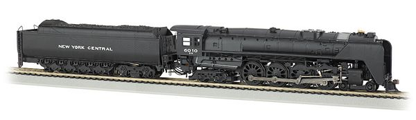 Bachmann 53503 New York Central Steam Locomotive