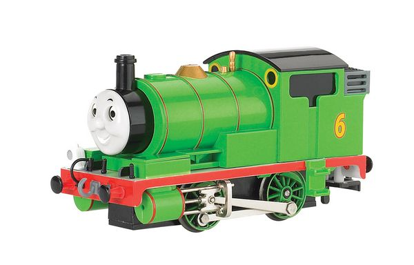 Bachmann 58742 Percy The Small Engine with Moving Eyes