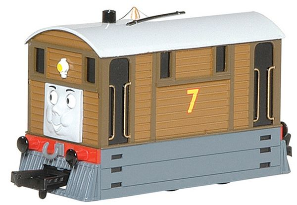 Bachmann 58747 Toby the Tram Engine with Moving Eyes HO