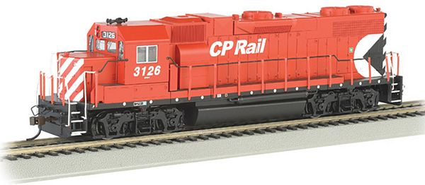 Bachmann 61115 GP38-2 DCC Canadian Pacific Multimark HO