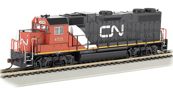 Bachmann 61717 GP38-2 Canadian National