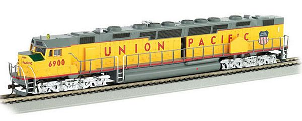 Bachmann 62105 DD40AX Centennial UP No 6900 HO