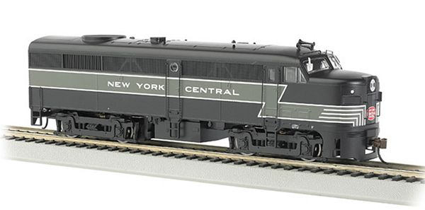 Bachmann 64702 Alco FA2 Diesel Loco DCC Sound New York Central