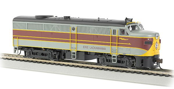 Bachmann 64703 EL Alco FA2 with Sound DCC