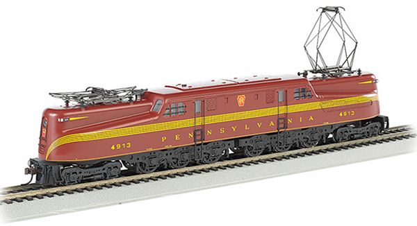 Bachmann 65302 Electric with DCC SV PRR Tuscan Red