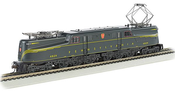 Bachmann 65307 PRR GG1 Electric Locomotive