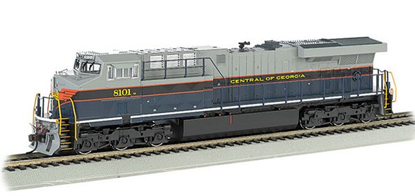 Bachmann 65401 NS GE ES44AC with Sound DCC