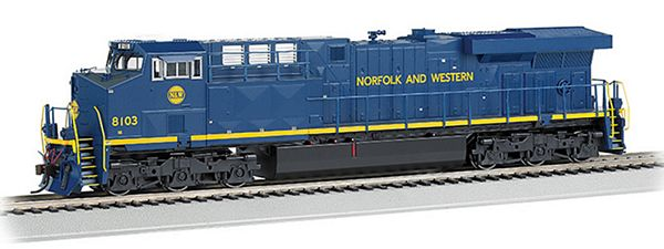 Bachmann 65408 NS GE ES44AC with Sound DCC
