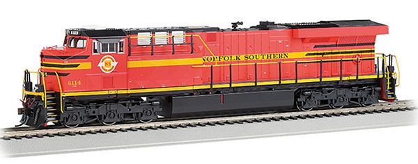 Bachmann 65410 NS GE ES44AC with Sound DCC
