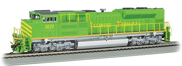 Bachmann 66006 Illinois Terminal-Ns Heritage-Sd70Ace-Dcc Sound Value HO