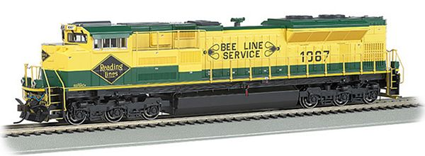 Bachmann 66008 NS EMD SD70ACe with Sound DCC