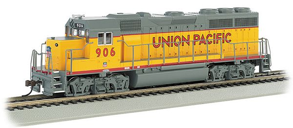 Bachmann 66301 Union Pacific 906-Gp40-Dcc Sound Value