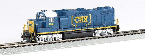 Bachmann 66803 CSX EMD GP38-2 with Sound DCC