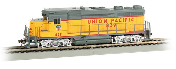Bachmann 67605 UP EMD GP30 with Sound DCC