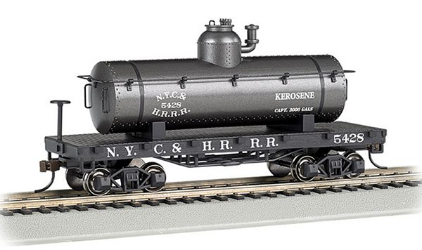 Bachmann 72102 NYC Old Time Tank Car