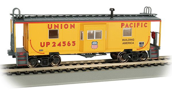 Bachmann 73205 Steel Bay Window Caboose