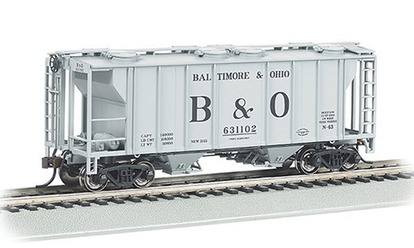Bachmann 73503 BO PS-2 Covered Hopper