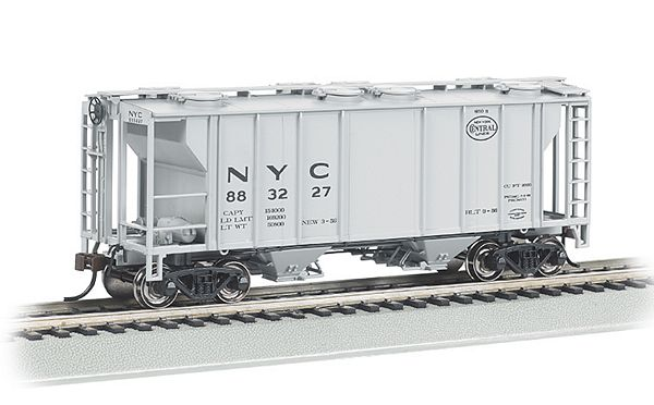 Bachmann 73504 NYC PS-2 Covered Hopper
