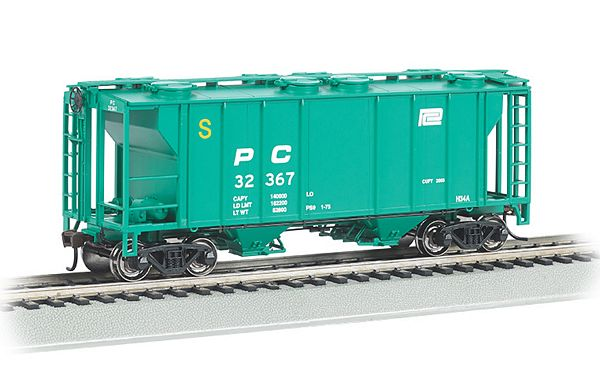 Bachmann 73505 PC PS-2 Covered Hopper