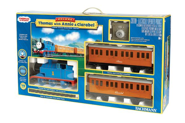 Bachmann 90068 Thomas with Annie and Clarabel Set