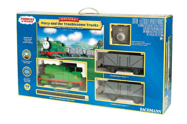 Bachmann 90069 Thomas Percy and Troublesome Trucks Set