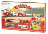 Bachmann 00714 HO Scale Train Set Analog Ringling Brothers Circus Ringmaster