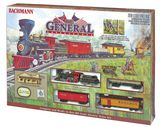 Bachmann 00736 The General HO Scale