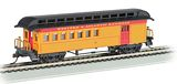Bachmann 15201 Combine 1860-80 Era Western And Atlantic RR HO