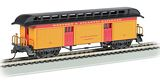 Bachmann 15301 Baggage 1860-80 Era Western And Atlantic RR HO