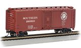 Bachmann 17004 Southern Look Ahead Look South 40 Box Car Ho Scale
