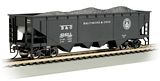 Bachmann 17606 Baltimore Ohio 434811-40 Quad Hopper