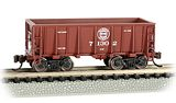 Bachmann 18653 DM and IR Mineral Red ORE Car