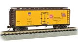 Bachmann 19854 ART 40ft Wood Reefer