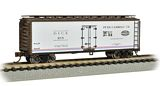 Bachmann 19855 PCC 40ft Wood Reefer