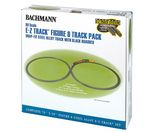 Bachmann 44487 Steel Alloy EZ Track Figure 8 Track Pack