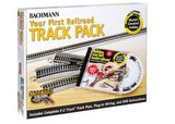 Bachmann 44596 Hobby Track Pack with DVD