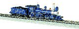 Bachmann 52703 Baltimore and Ohio DCC Sound Value HO American 4-4-0