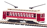 Bachmann 61090 Lighted Brill Trolley Main Street N