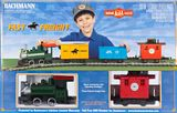 Bachmann 90196 Lil Big Haulers Fast Freight Set