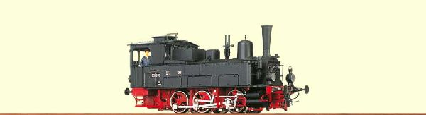 Brawa 40037 AC Steam Locomotive